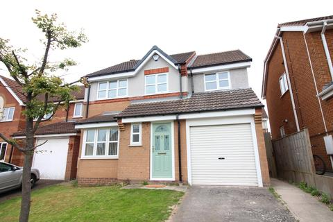 4 bedroom detached house for sale - Bloomsbury Drive, Nuthall, Nottingham, NG16