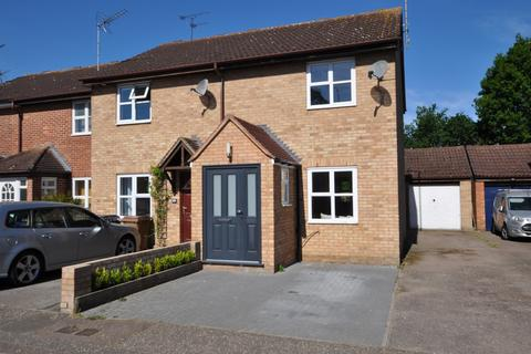 2 bedroom end of terrace house for sale - Redmayne Drive, Chelmsford, CM2