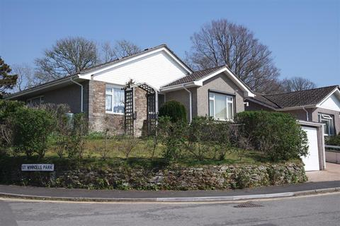 2 bedroom detached bungalow for sale - St Winnolls, Barbican Hill, Looe