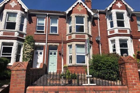 4 bedroom terraced house for sale - Romilly Road, Barry