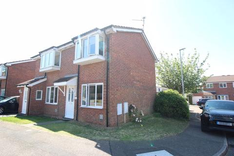 2 bedroom semi-detached house for sale - Fleetwind Drive, East Hunsbury, Northampton