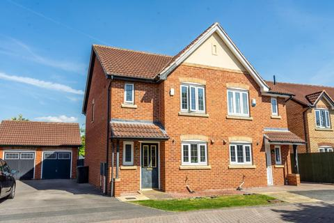 3 bedroom semi-detached house for sale - Pinsent Court, Huntington Road, York