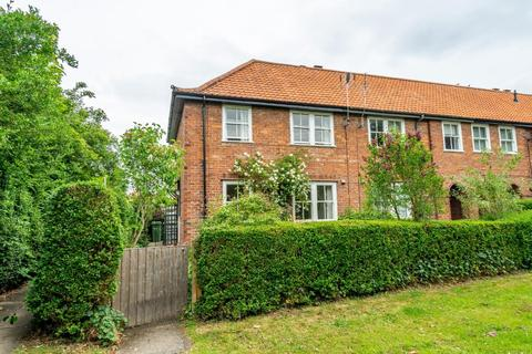 3 bedroom end of terrace house for sale - Sycamore Avenue, New Earswick, York