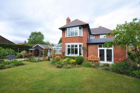 3 bedroom detached house for sale - The Green, Upper Poppleton, York, YO26 6DA