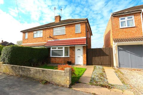 2 bedroom semi-detached house to rent - Kings Drive, Leicester Forest East