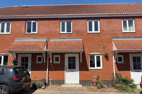 2 bedroom terraced house to rent - Frenesi Crescent, Bury St. Edmunds