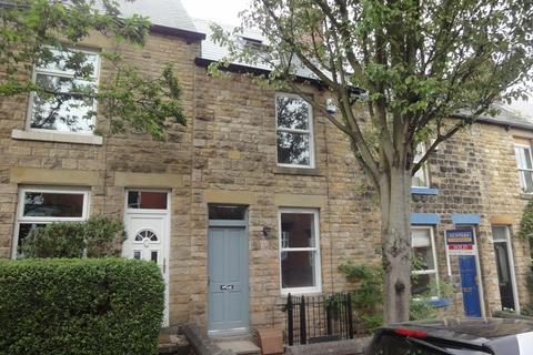 2 bedroom terraced house to rent - 52 Huntingtower Road, Ecclesall, Sheffield