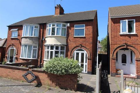 3 bedroom semi-detached house for sale - Exmoor Avenue, Leicester