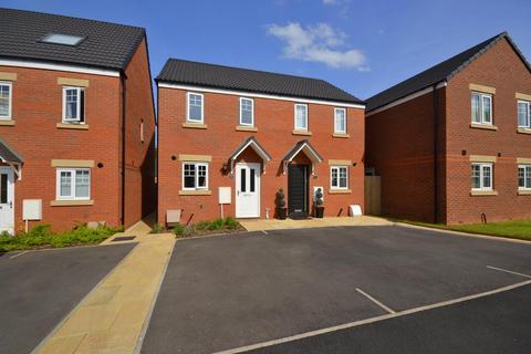 2 bedroom semi-detached house for sale - Joseph Austin Close, Hartshill, Stoke-On-Trent