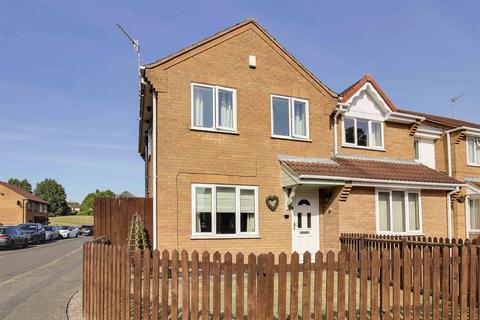 3 bedroom semi-detached house for sale - Gothic Close, Basford, Nottinghamshire, NG6 0NU