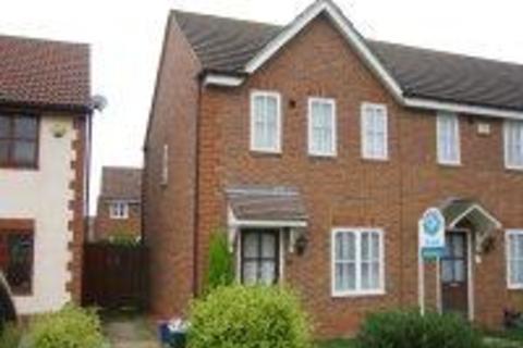 2 bedroom terraced house to rent - 18 Jasmine GardensRushdenNorthants