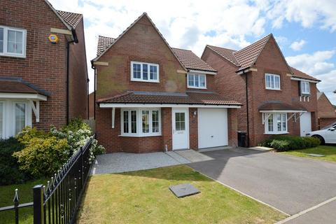 3 bedroom detached house for sale - windlass drive , Wigston, Leicester