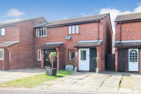 2 bedroom end of terrace house to rent - Hulme Close, Kempston, Bedford