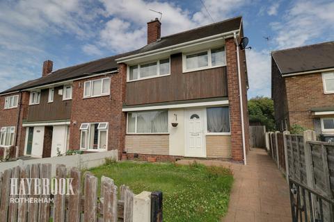 3 bedroom end of terrace house for sale - Greenfield Road, East Herringthorpe