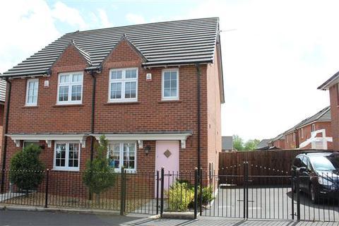 2 bedroom semi-detached house for sale - Egbert Street, Manchester