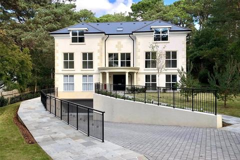 3 bedroom penthouse for sale - Lilliput Road, Canford Cliffs, Poole, BH14