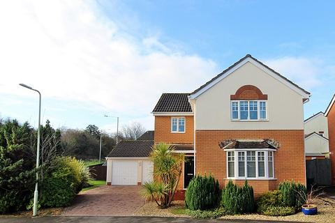 4 bedroom detached house for sale - Dol Y Llan, Miskin, Pontyclun, Rhondda, Cynon, Taff. CF72 8RY