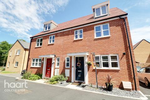 4 bedroom semi-detached house for sale - Desination Drive, Colchester