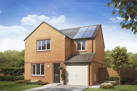 4 bedroom detached house for sale - Plot 19-o, The Leith  at Kirk Lane, Kirk Lane EH54