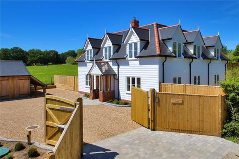 4 bedroom detached house for sale - Horns Lodge, Shipbourne Road, Tonbridge, Kent, TN11