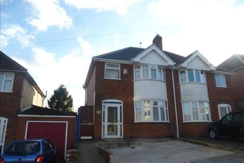 3 bedroom semi-detached house for sale - Somerset Avenue, Leicester, LE4