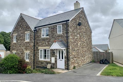 3 bedroom semi-detached house for sale - Juniper Way, ST AUSTELL, Cornwall