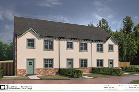 4 bedroom end of terrace house for sale - 3 Coed Parc, Bridgend, Bridgend County Borough
