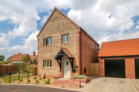 3 bedroom detached house for sale - Bodham, Holt
