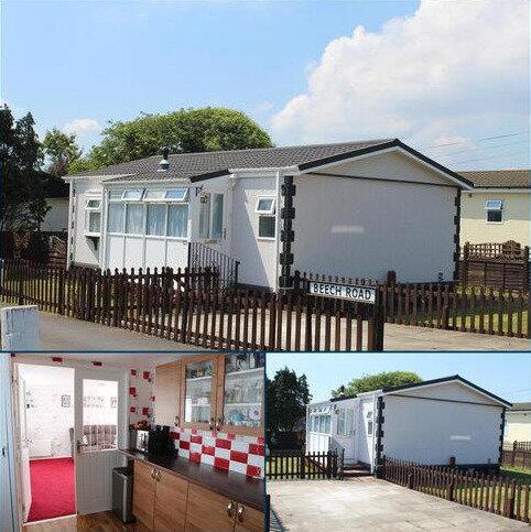 2 bedroom park home for sale - BEECH ROAD, HOO ST WERBURGH