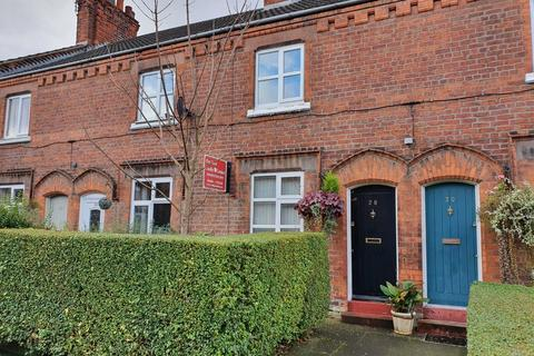 2 bedroom terraced house for sale - Solvay Road, Winnington, Northwich