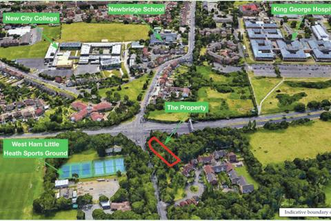 Plot for sale - St. James Gardens, Romford, RM6
