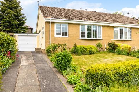 2 bedroom semi-detached bungalow for sale - Rombalds Crescent  , Silsden