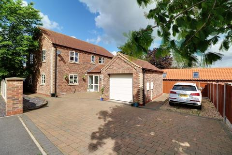 4 bedroom detached house for sale - Chapel Lane, Wrawby