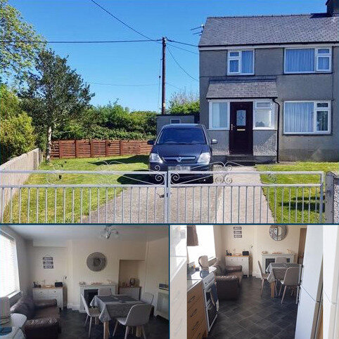 3 bedroom semi-detached house for sale - Bryngwran, Anglesey