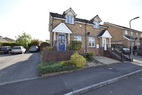 2 bedroom semi-detached house for sale - Westbury View, Peasedown St. John, Bath, Somerset, BA2