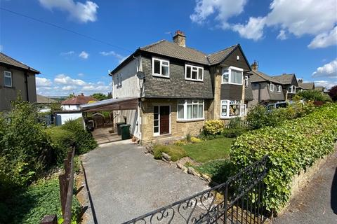 3 bedroom semi-detached house for sale - Hill Foot, Nab Wood, Shipley