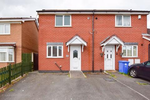 2 bedroom semi-detached house to rent - Barlow Road, Broadheath, WA14