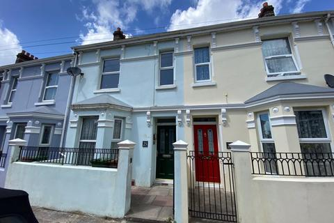 2 bedroom terraced house to rent - South Milton Street, Plymouth - 2 Bed Unfurnished Victorian House - Video Tour Available