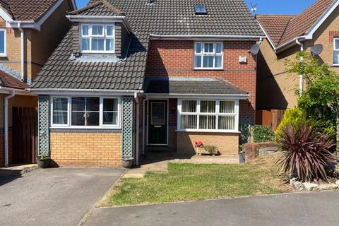 5 bedroom detached house for sale - Llanmead Gardens, Rhoose
