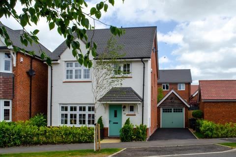 4 bedroom detached house for sale - Woods Road, Hartford, Northwich, CW8