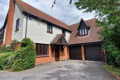 5 bedroom detached house for sale - Howard Drive, Chelmer Village, Chelmsford, CM2