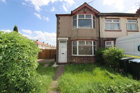 2 bedroom end of terrace house to rent - Farndale Avenue, Holbrooks, Coventry