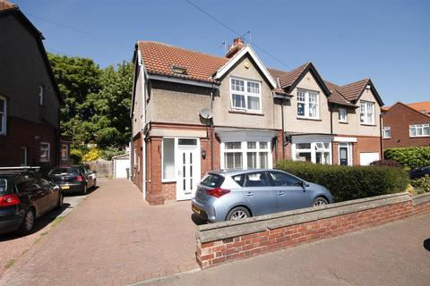 3 bedroom semi-detached house for sale - North Crescent, North End, Durham