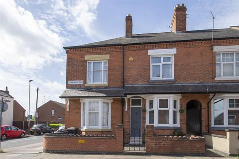 2 bedroom terraced house for sale - Duncan Road, Aylestone, Leicester