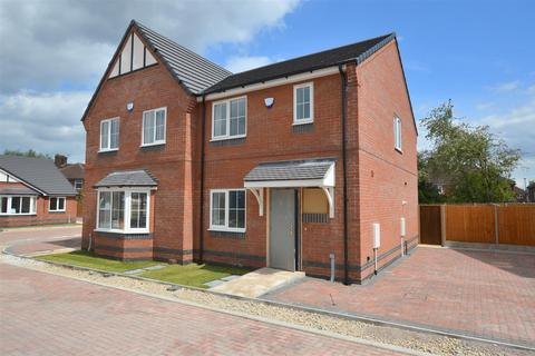 3 bedroom house for sale - Plot 5, Brackendale, Littleover/Sunnyhill, Derby