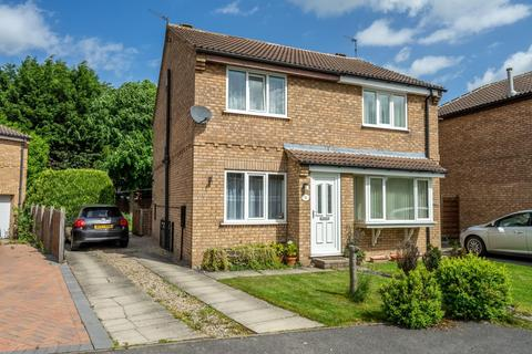 2 bedroom semi-detached house for sale - Lindley Wood Grove, Clifton Moor, York