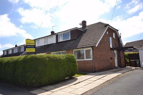 3 bedroom semi-detached house for sale - Meadow Road, Garforth, Leeds, LS25