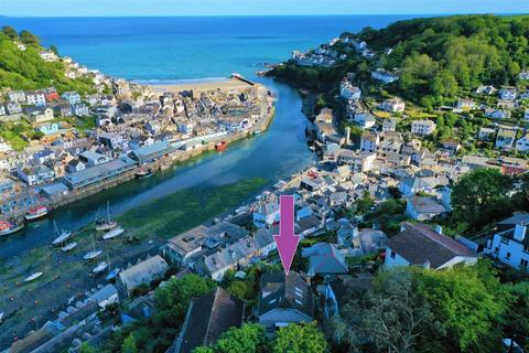 3 bedroom detached house for sale - The Downs, Looe