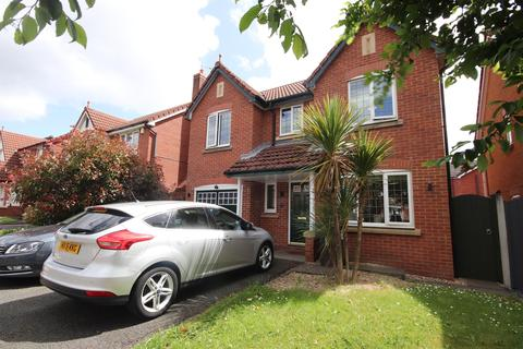 4 bedroom detached house for sale - Glossop Way, Hindley, Wigan, WN2 4NW
