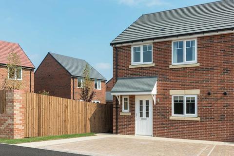 Linden Homes - Bishops Park - Plot 591, Norbury at Burton Woods, Rosedale, Spennymoor, SPENNYMOOR DL16